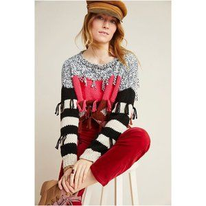 NWT anthropologie pina sweater, small